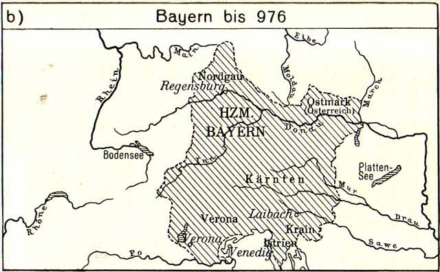 die baiuwaren von der volkerwanderung bis tassilo iii